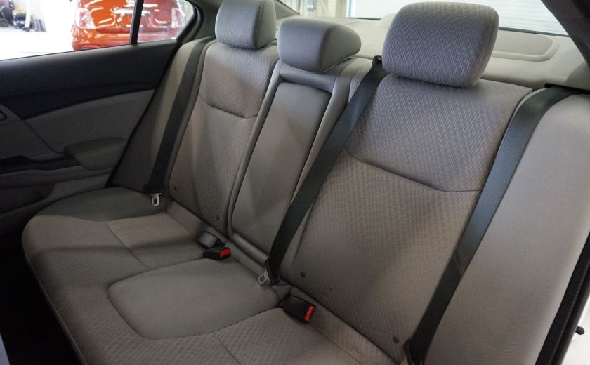 2014 Honda Civic LX #18