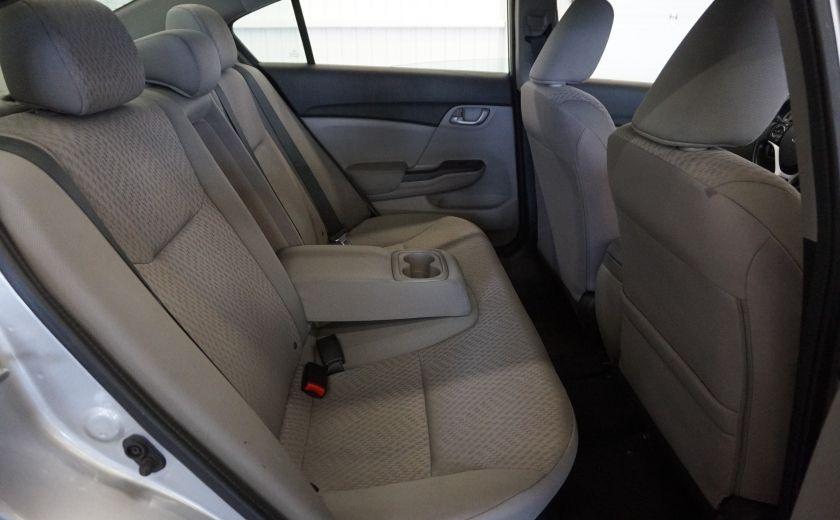 2014 Honda Civic LX #22