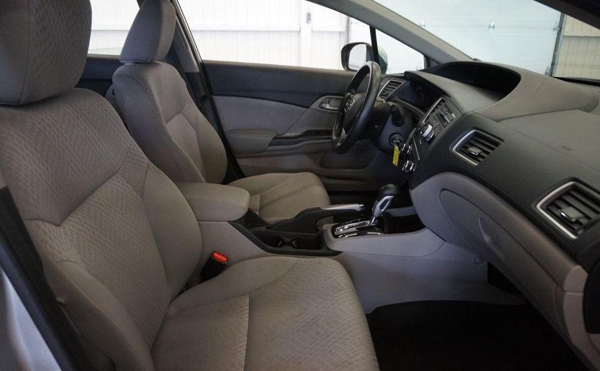 2014 Honda Civic LX #23