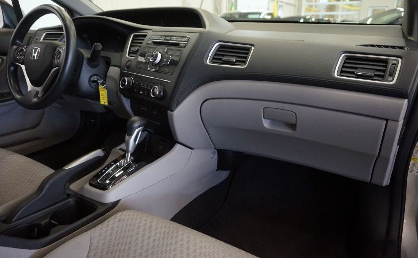 2014 Honda Civic LX #24