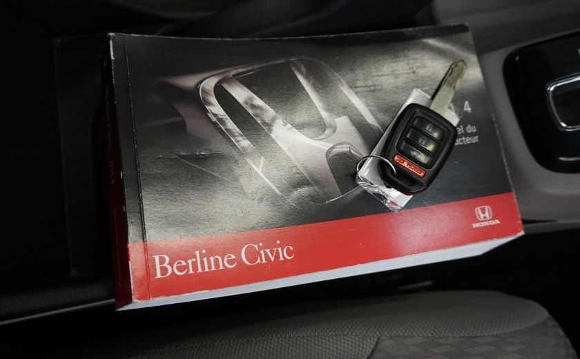 2014 Honda Civic LX #25