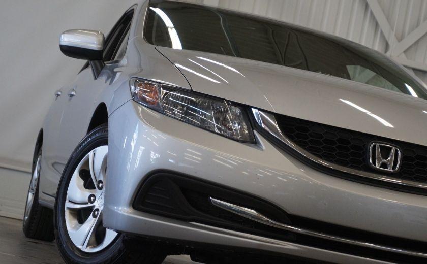 2014 Honda Civic LX #27