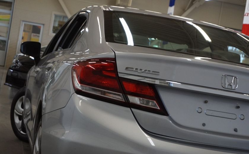 2014 Honda Civic LX #28