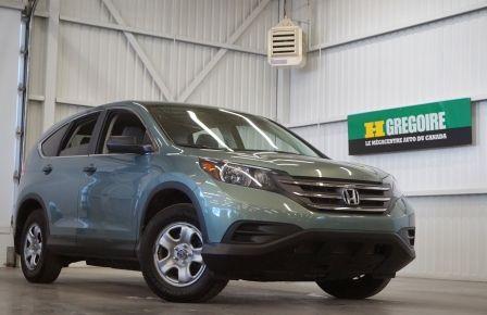 2013 Honda CRV LX (caméra de recul) à Blainville