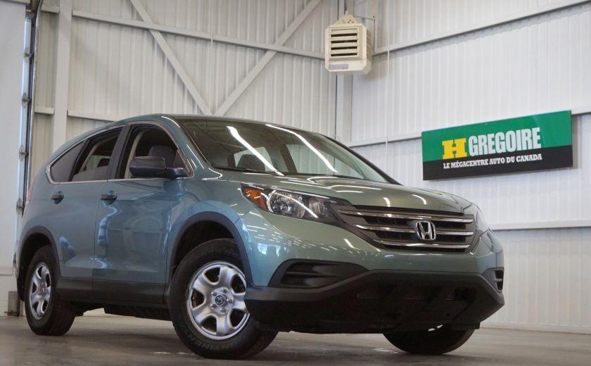 2013 Honda CRV LX (caméra de recul) #0