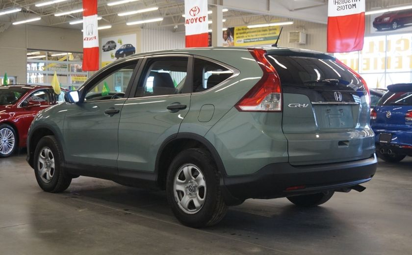 2013 Honda CRV LX (caméra de recul) #4