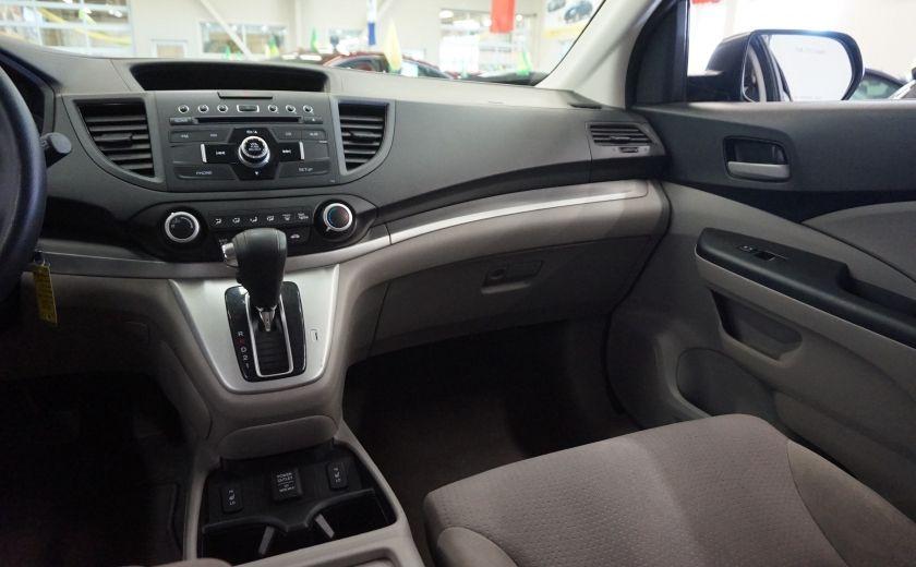 2013 Honda CRV LX (caméra de recul) #9