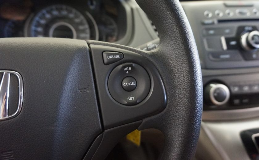 2013 Honda CRV LX (caméra de recul) #13