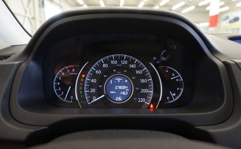2013 Honda CRV LX (caméra de recul) #14