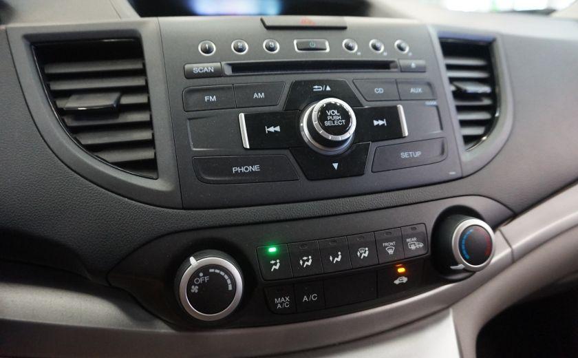 2013 Honda CRV LX (caméra de recul) #16