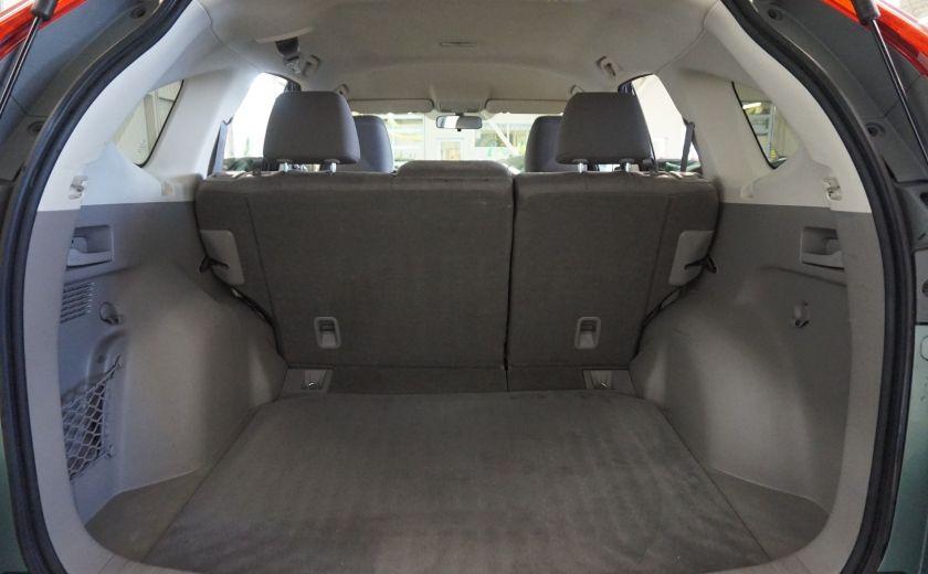 2013 Honda CRV LX (caméra de recul) #22