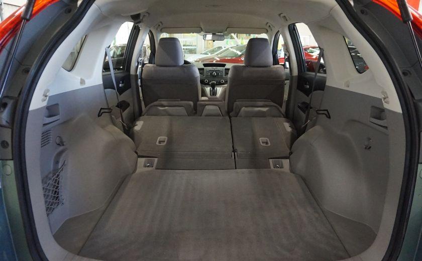 2013 Honda CRV LX (caméra de recul) #26
