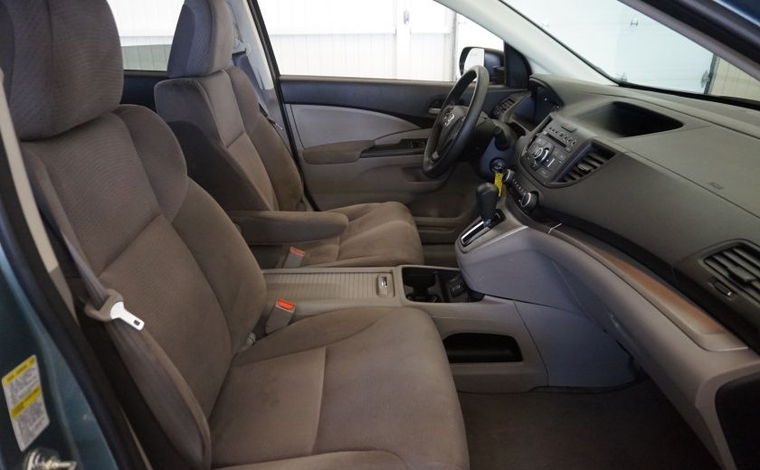 2013 Honda CRV LX (caméra de recul) #28