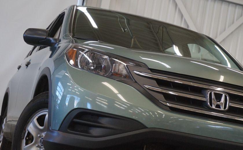 2013 Honda CRV LX (caméra de recul) #32