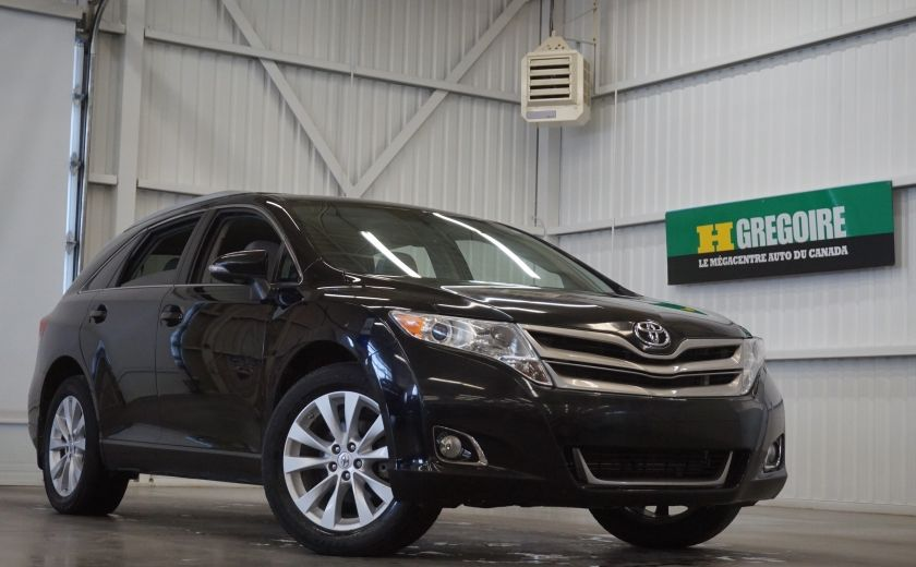 2013 Toyota Venza 4 Cylindres #0
