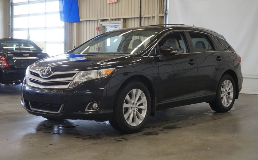 2013 Toyota Venza 4 Cylindres #2
