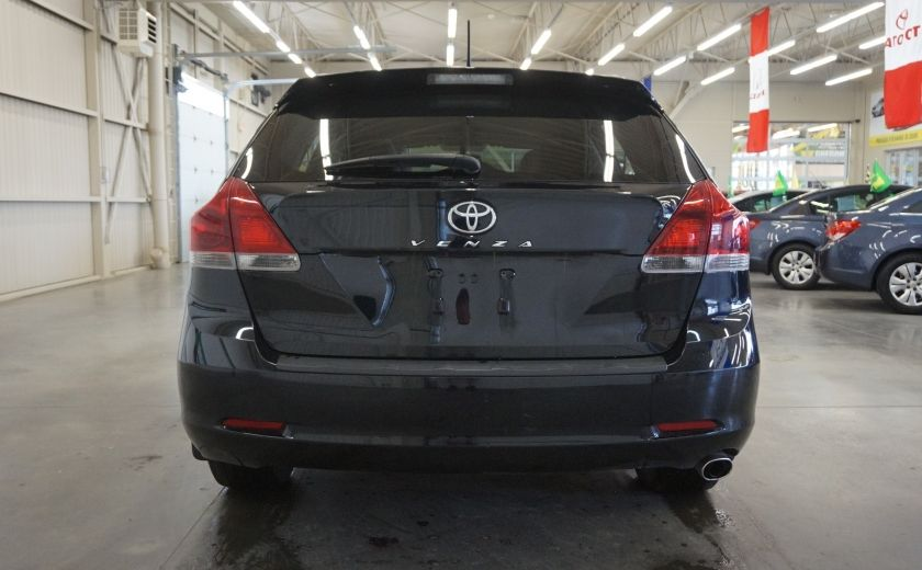 2013 Toyota Venza 4 Cylindres #5