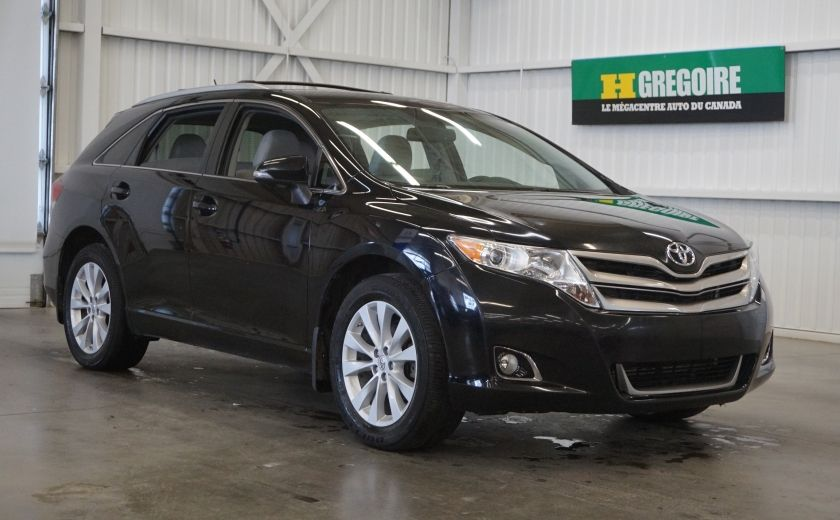 2013 Toyota Venza 4 Cylindres #29