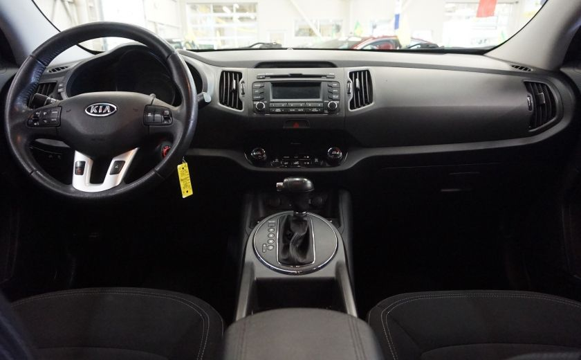 2011 Kia Sportage EX (sonar de recul) #11