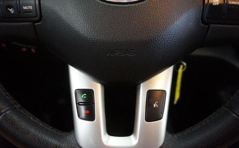 2011 Kia Sportage EX (sonar de recul) #14