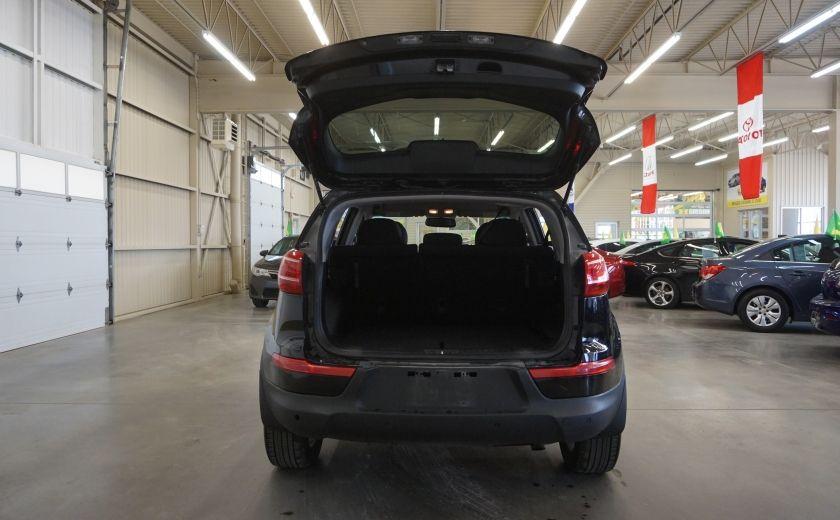 2011 Kia Sportage EX (sonar de recul) #23
