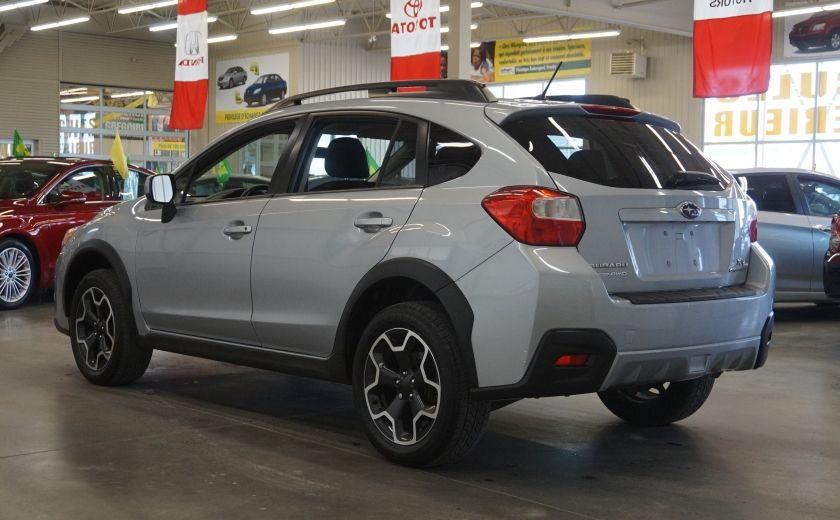 2014 Subaru XV Crosstrek 2.0i AWD #4
