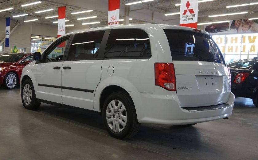 2015 Dodge GR Caravan SE #4