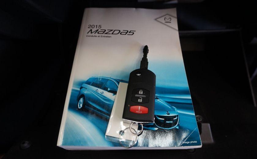 2015 Mazda 5 GS #28
