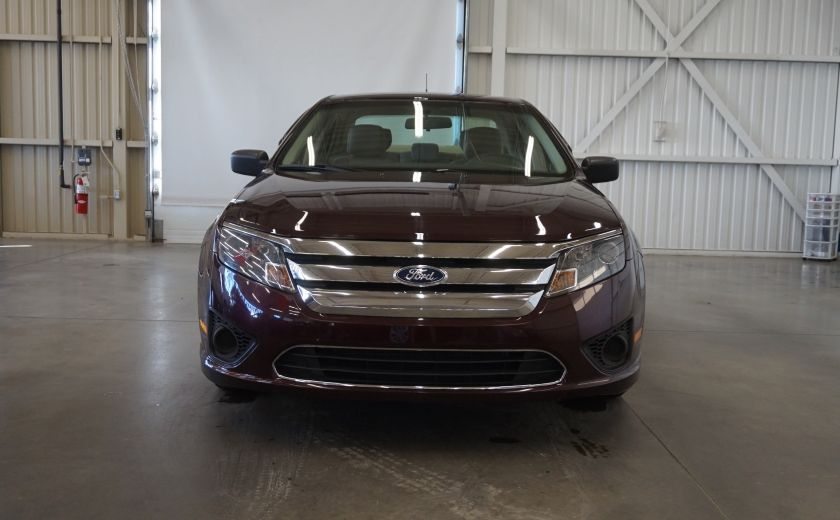2011 Ford Fusion S #1