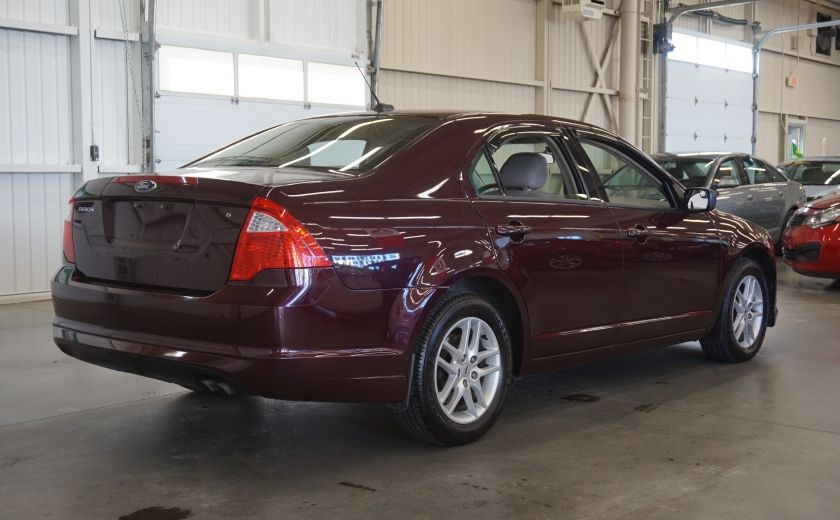 2011 Ford Fusion S #6