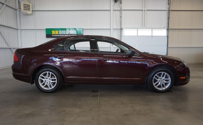 2011 Ford Fusion S #7