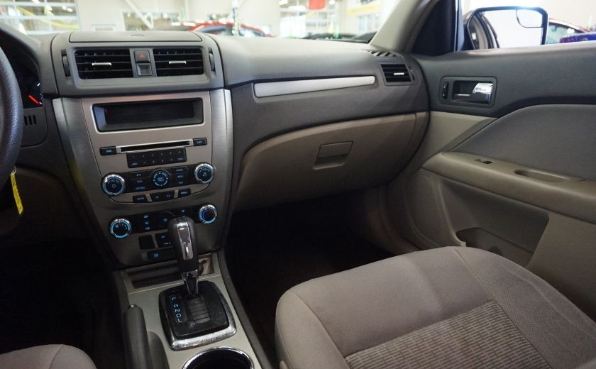 2011 Ford Fusion S #9