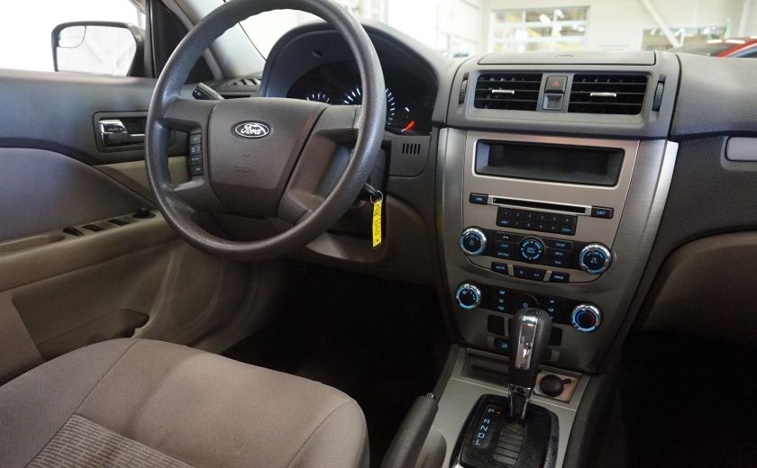2011 Ford Fusion S #10