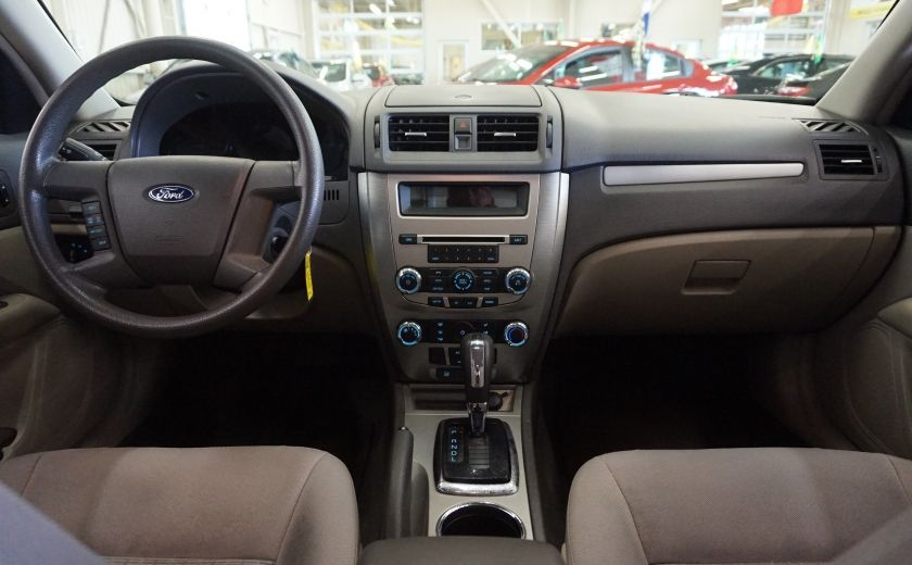 2011 Ford Fusion S #11