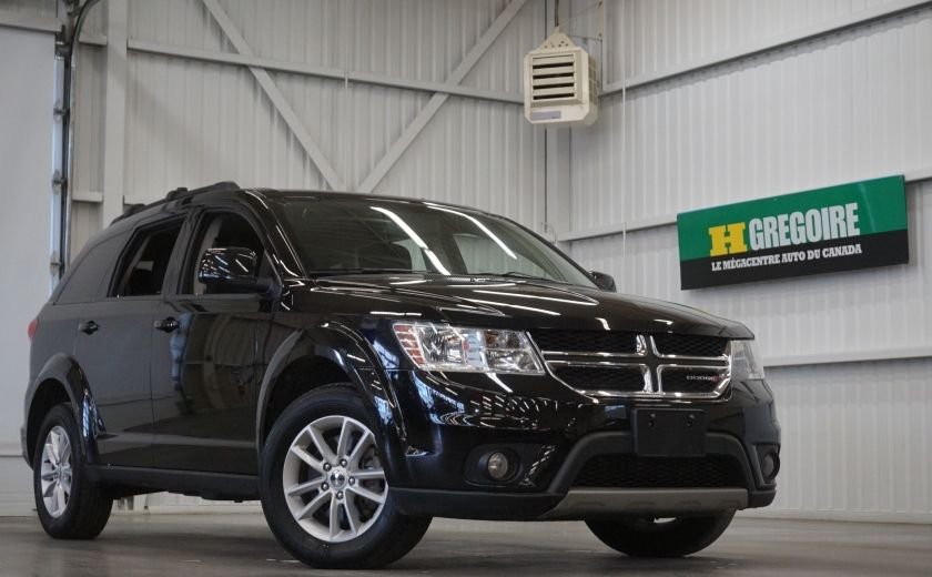 2016 Dodge Journey SXT 7 Places #0