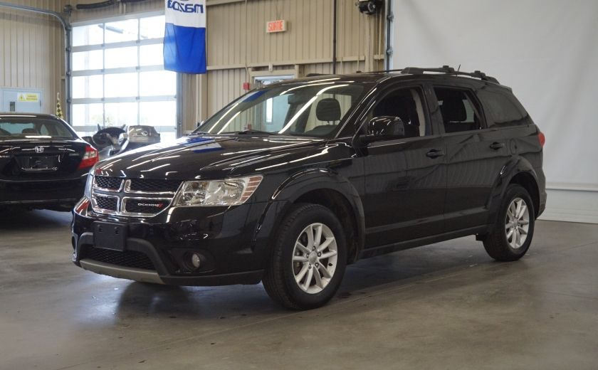 2016 Dodge Journey SXT 7 Places #2