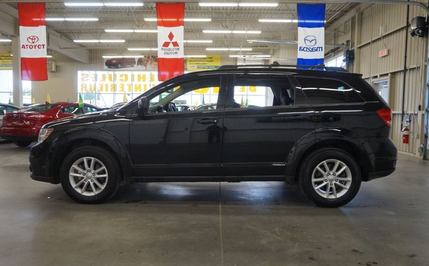 2016 Dodge Journey SXT 7 Places #3