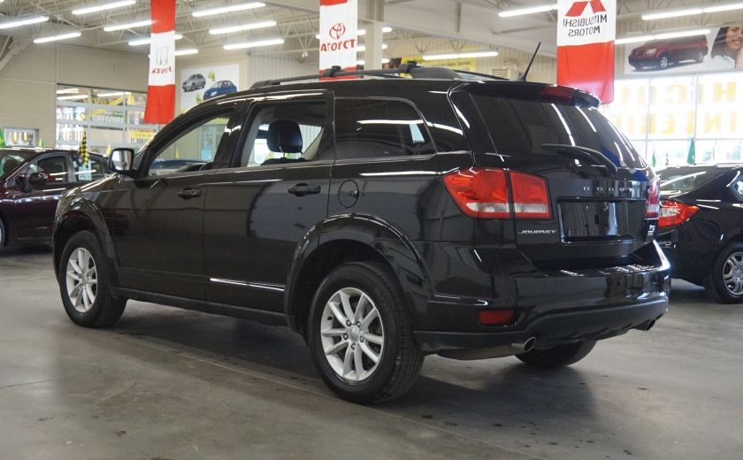 2016 Dodge Journey SXT 7 Places #4