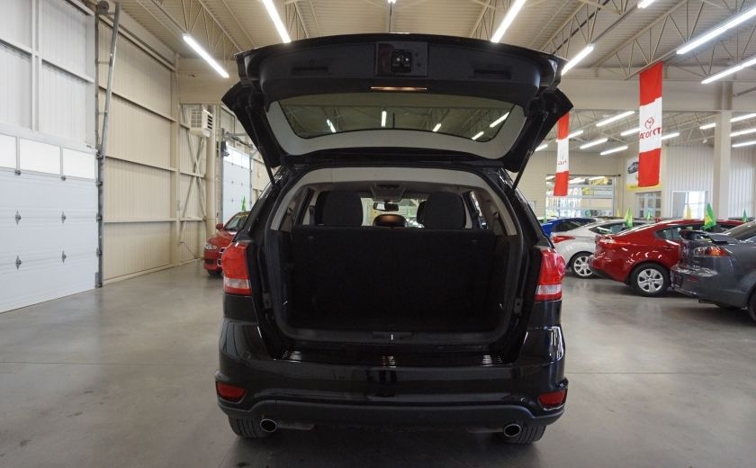 2016 Dodge Journey SXT 7 Places #21