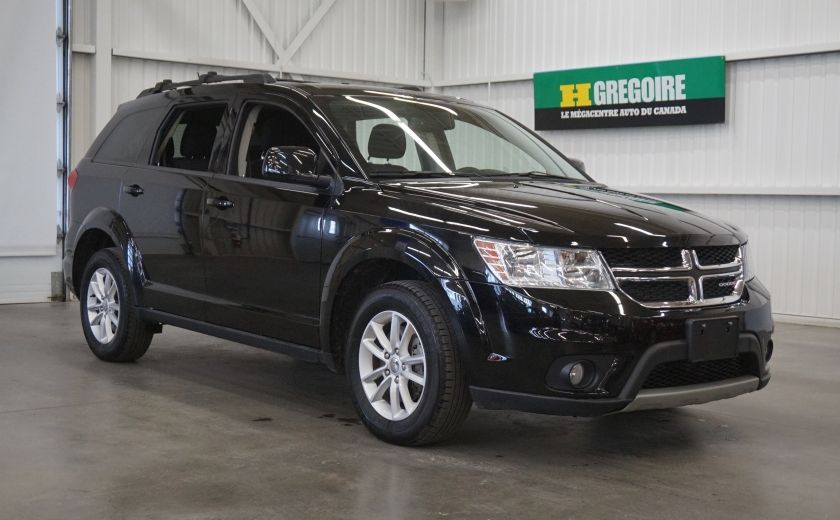 2016 Dodge Journey SXT 7 Places #31