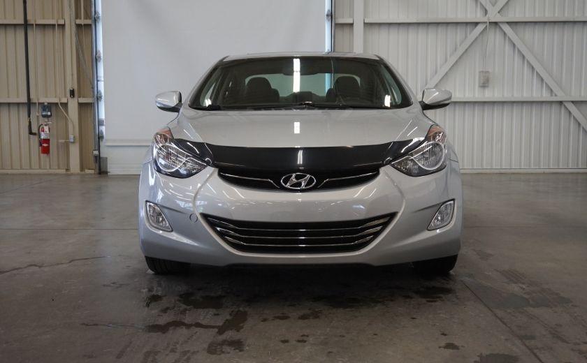 2011 Hyundai Elantra Limited (toit-cuir-navi) #1