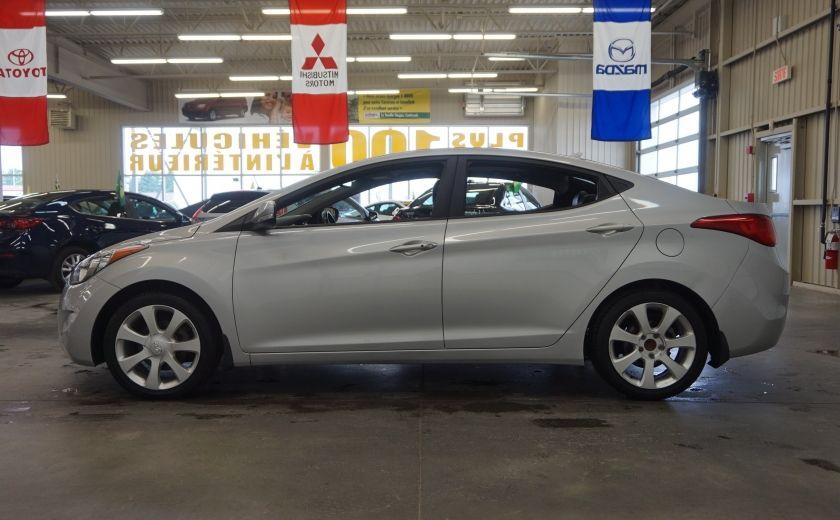 2011 Hyundai Elantra Limited (toit-cuir-navi) #3