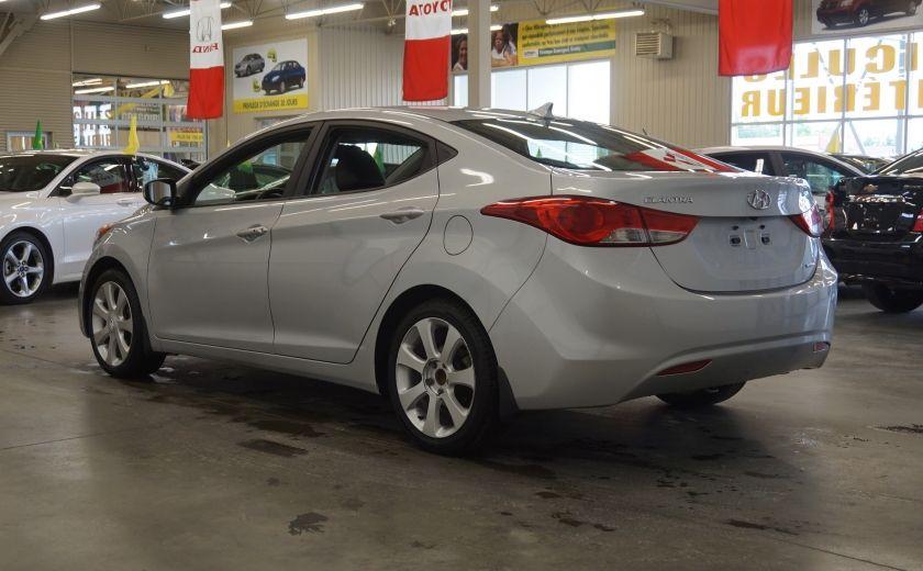 2011 Hyundai Elantra Limited (toit-cuir-navi) #4