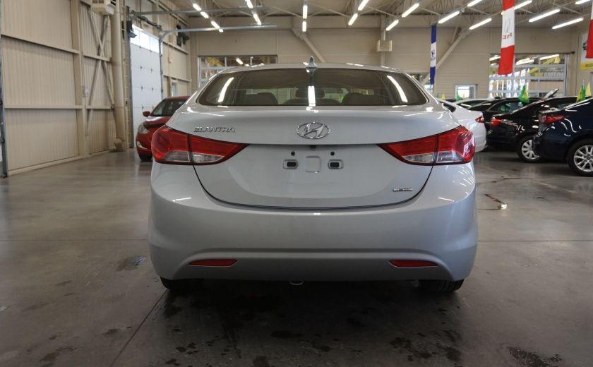 2011 Hyundai Elantra Limited (toit-cuir-navi) #5
