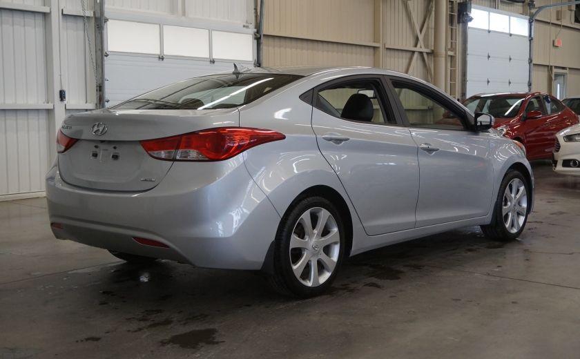 2011 Hyundai Elantra Limited (toit-cuir-navi) #6