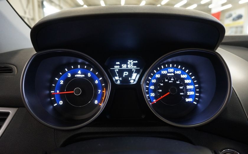 2011 Hyundai Elantra Limited (toit-cuir-navi) #14