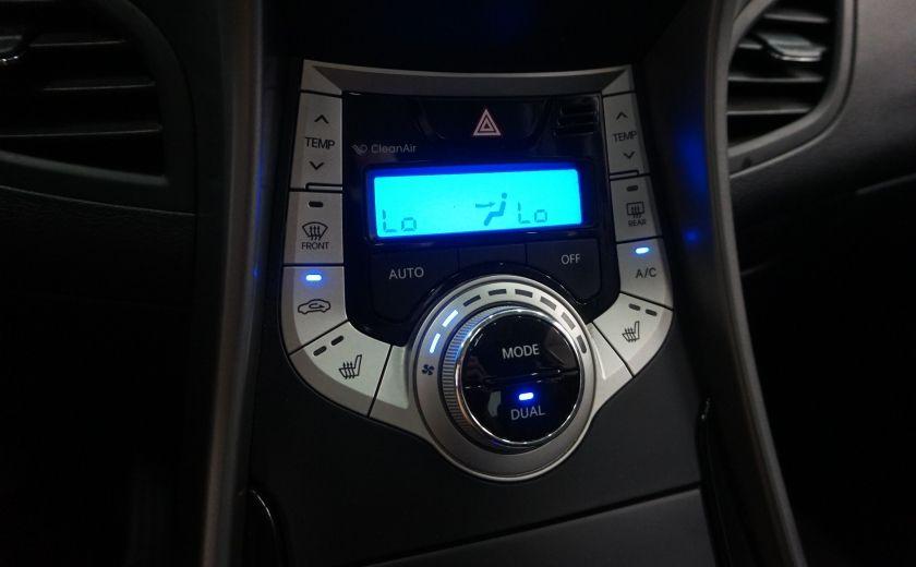 2011 Hyundai Elantra Limited (toit-cuir-navi) #17