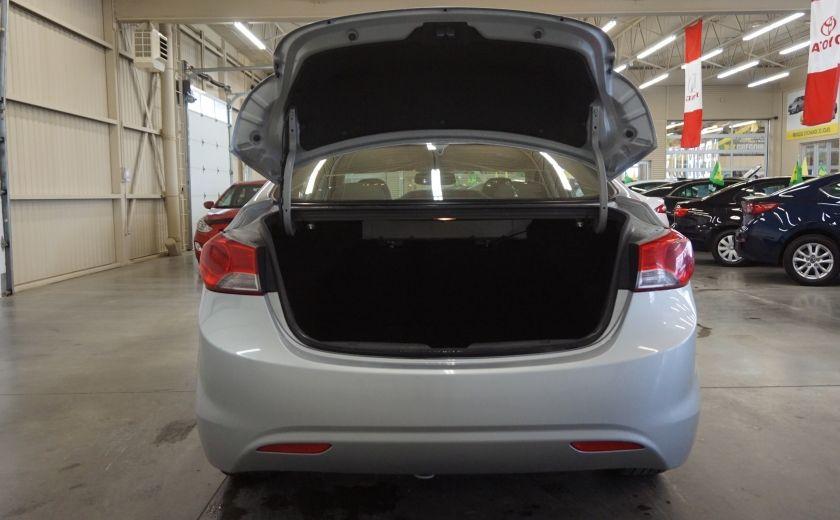 2011 Hyundai Elantra Limited (toit-cuir-navi) #23