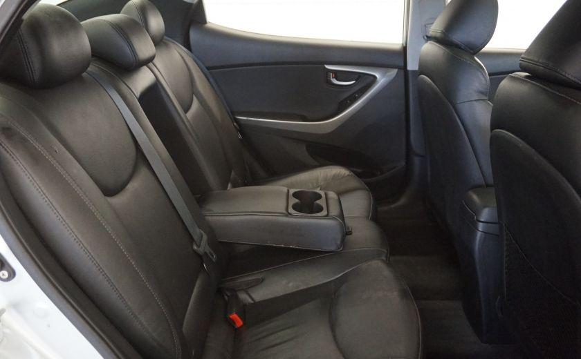 2011 Hyundai Elantra Limited (toit-cuir-navi) #26