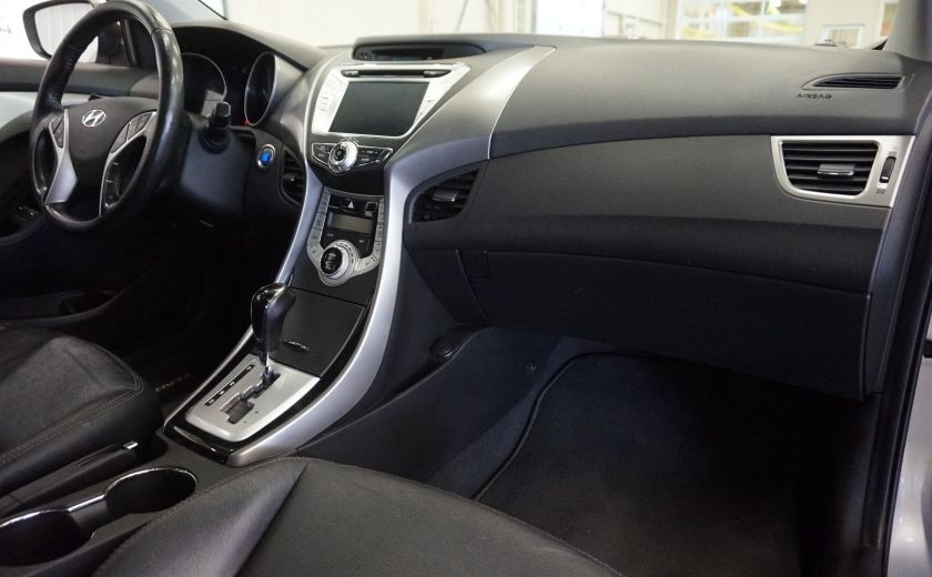 2011 Hyundai Elantra Limited (toit-cuir-navi) #28
